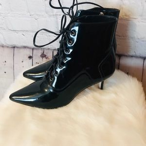 Shoes - Isa Tapia leather booties